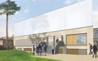 Swanbourne House School – New Sports Hall and Classroom Block